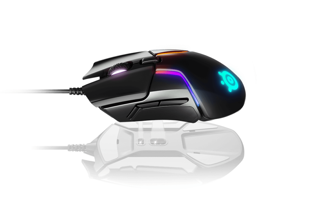 SteelSeries Rival 600 - Best FPS Game Mouse 2020