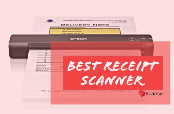 Best Receipt Scanner