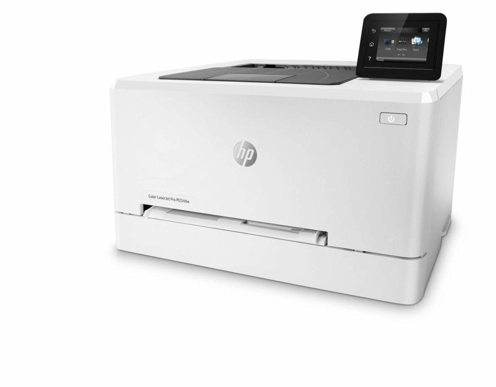 HP LaserJet Pro M254dw Color Laser Printer For College Students 2021