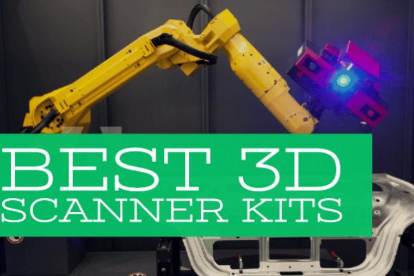 Best 3D Scanner Kit