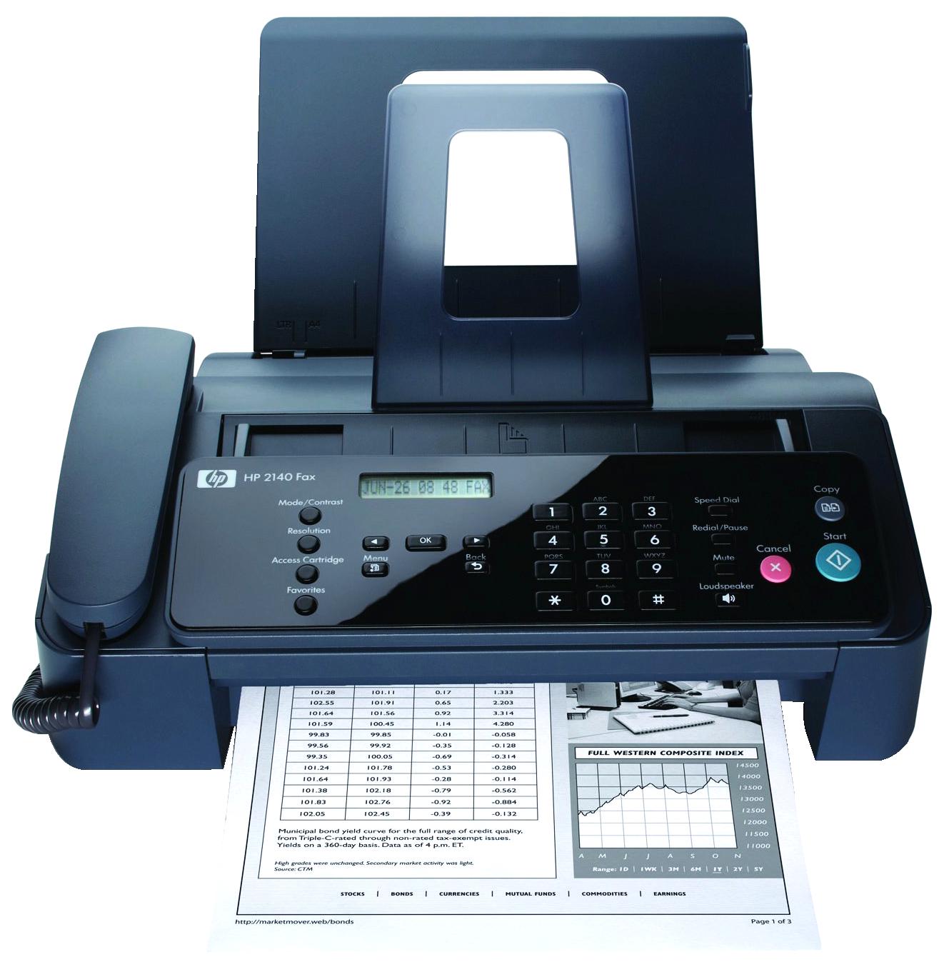 Send Fax Using PC faxable Printer