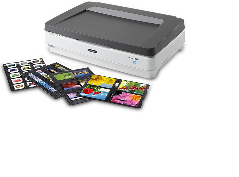 Epson Expression 12000XL PH Flatbed Best Large Format Scanners