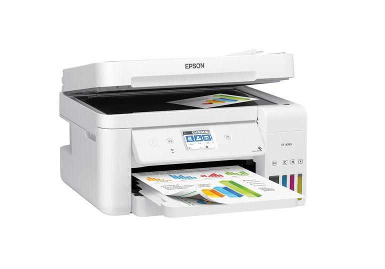 Epson EcoTank ET 4760 – Best Printer for Home use with Cheap Ink 2020