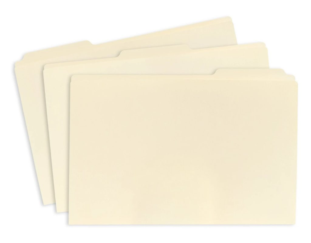 11x17 file folders