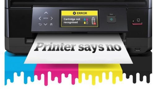 Remanufactured Cartridge Not Working