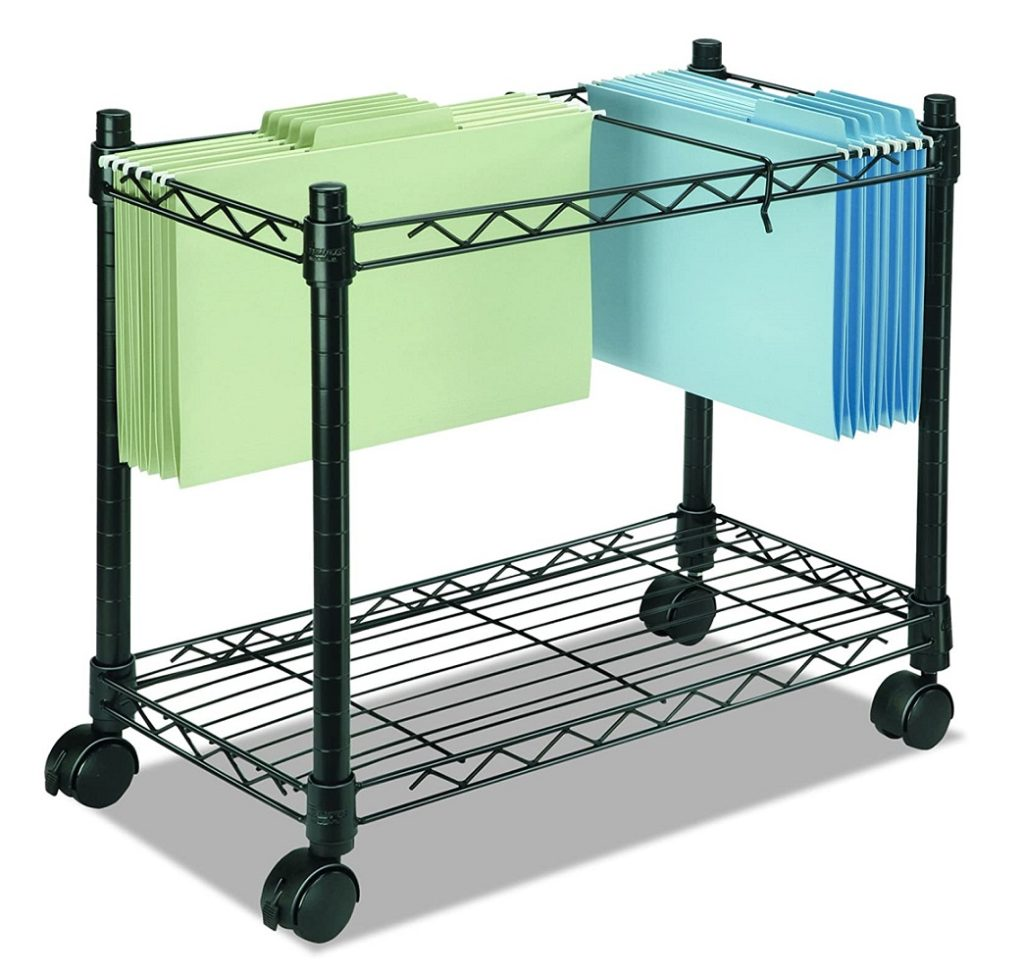 Rolling File Carts for 11x17 Paper size