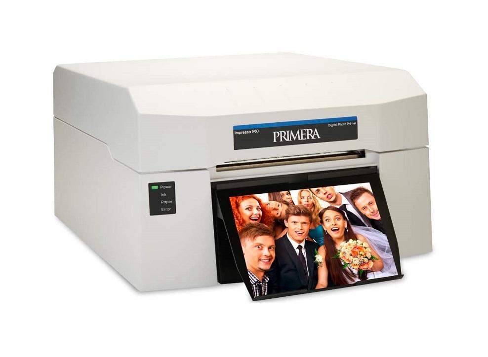 Primera Impressa IP60 – Best 4×6 photos printer for photo booths in 2020