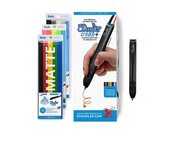 3DOODLER CREATE – Best 3D Pen for Professionals