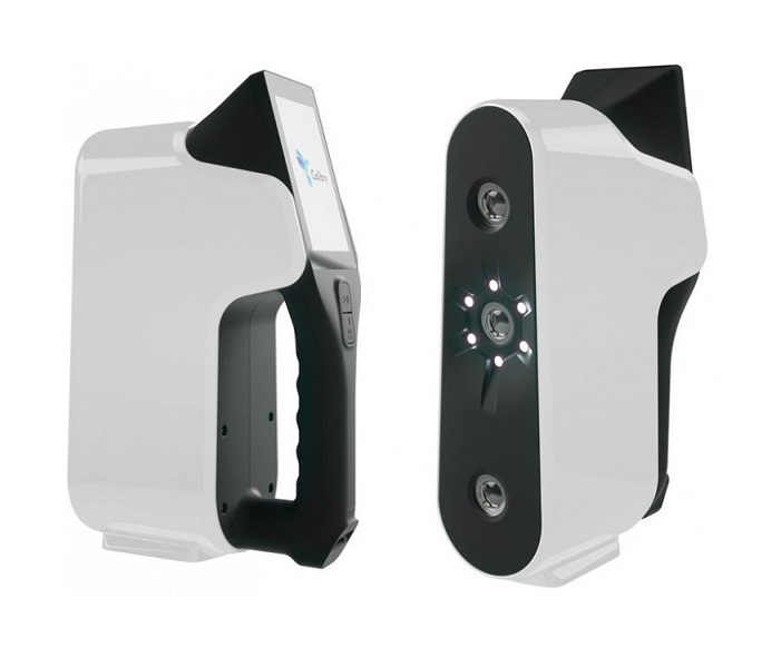 Calibry Portable Handheld 3D Scanner High Precision and Fast Scanning Speed