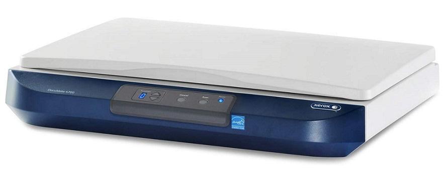 Xerox DocuMate 4700 Good 11x17 Scanner flatbed