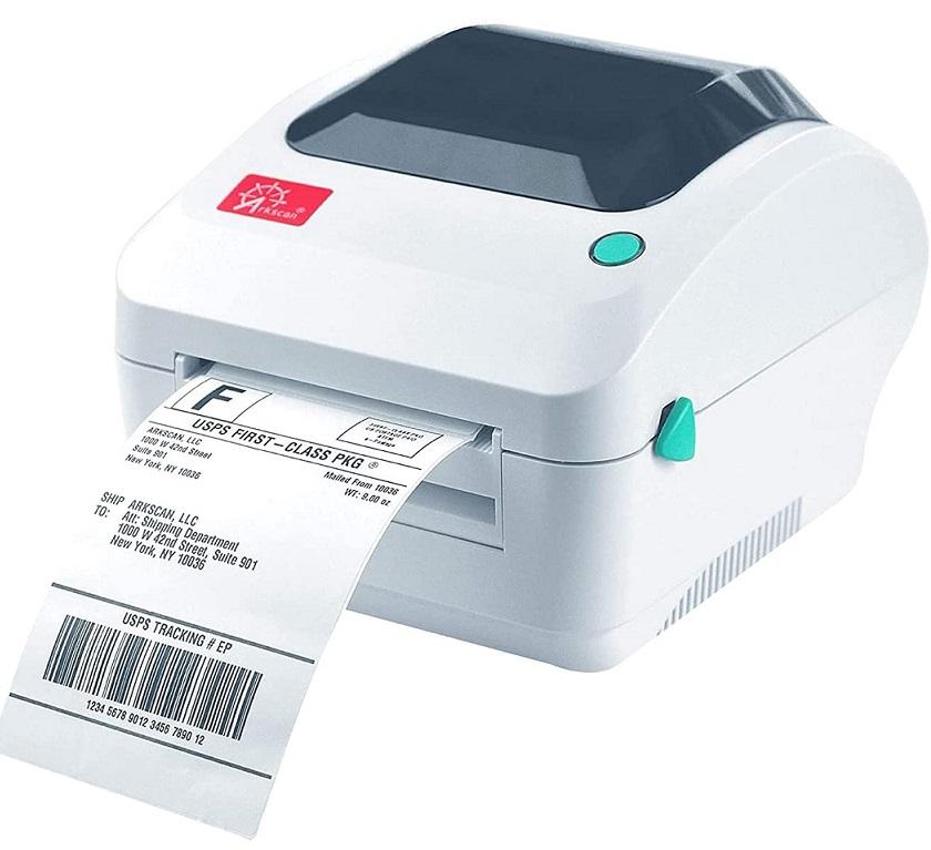 Arkscan 2054A Shipping Label Printer for Windows Mac