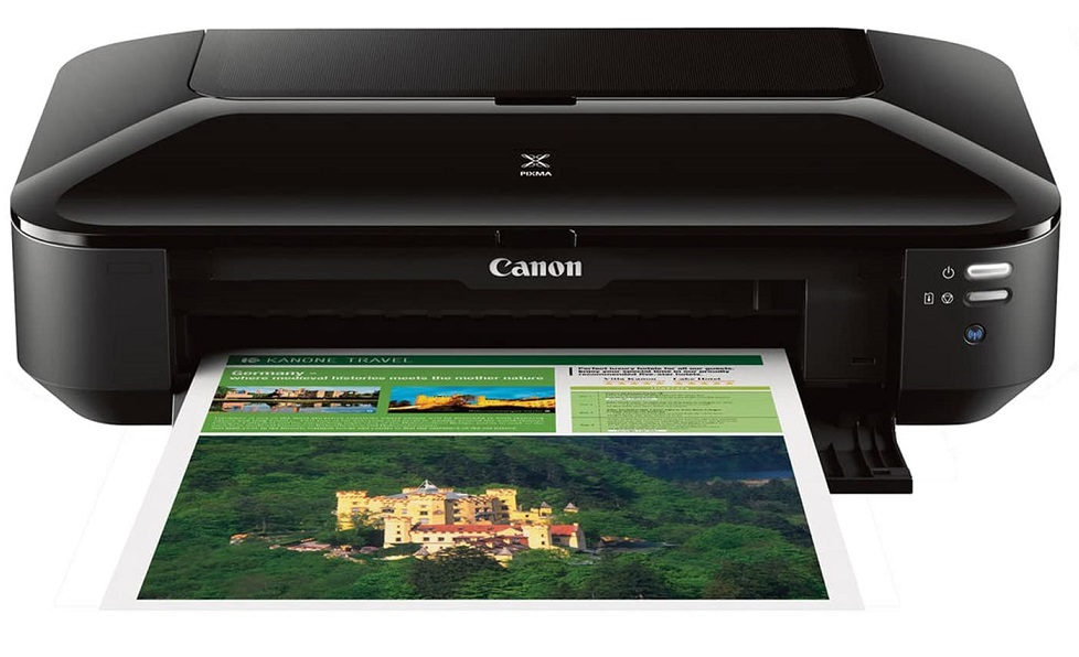 Canon Pixma iX6820 best sticker printing printer