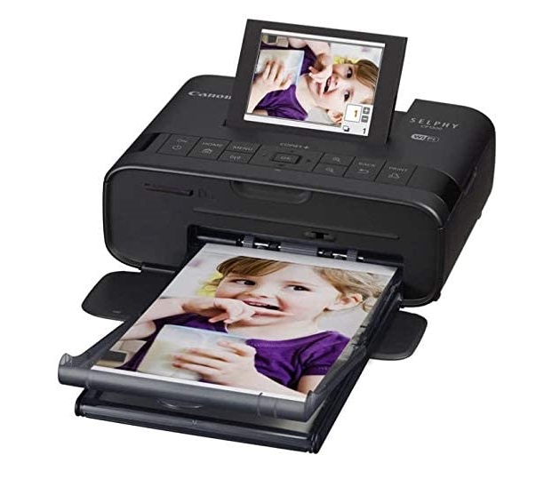 Canon Selphy CP1300 – Best Compact Dye Sublimation Printer