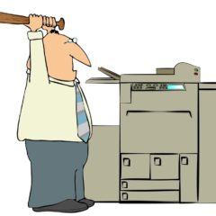 Common Printer Problems how to solve them
