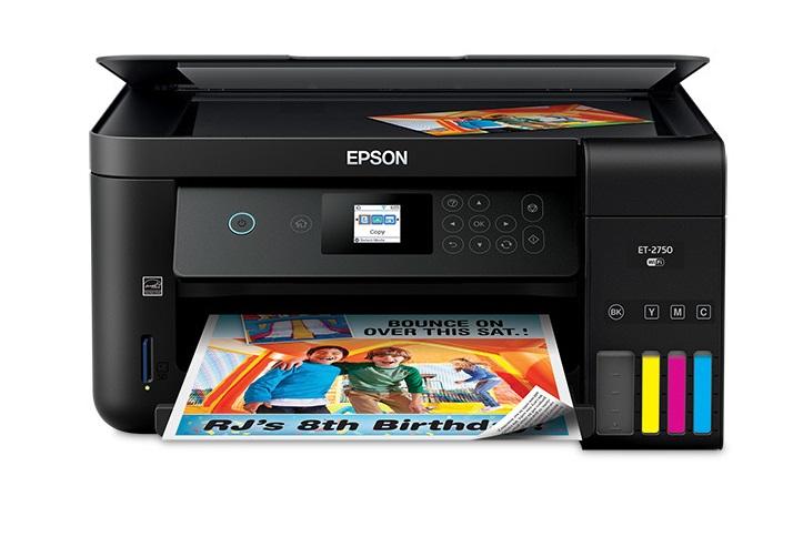 Epson Expression ET 2750 Wireless Sticker Printer – Economical sticker printer