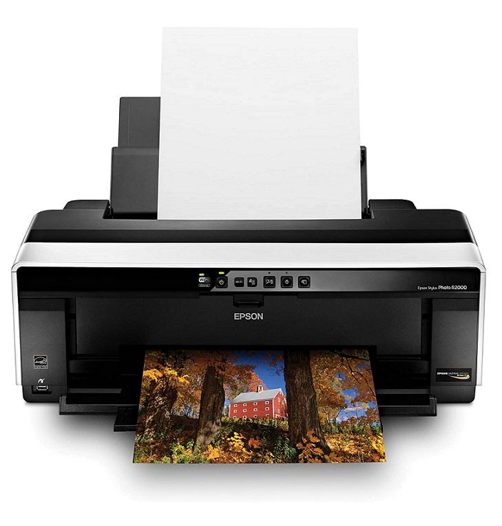 Epson Stylus Photo R2000 Color Inkjet Printer