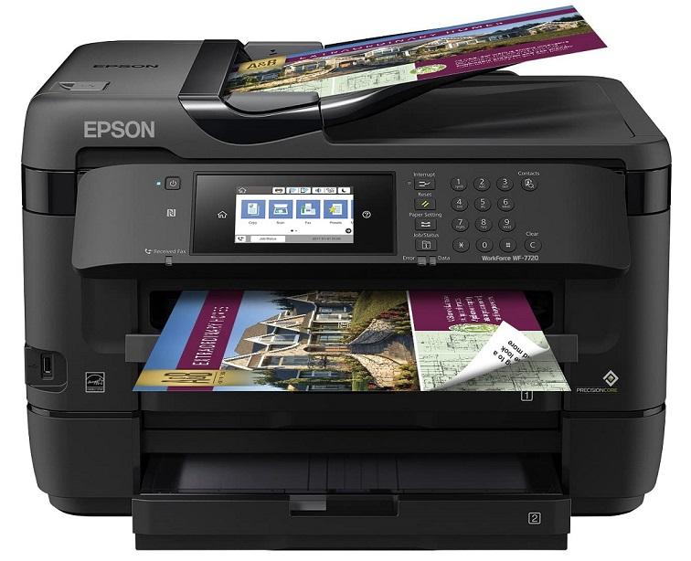 Epson WorkForce WF 7720 epson sublimation printers