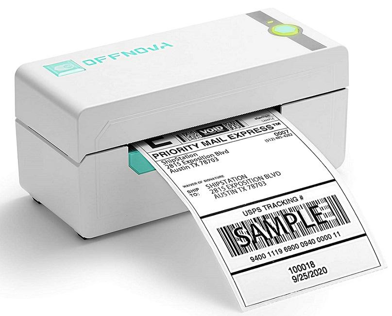 OFFNOVA IM Print Bluetooth Thermal Label Printer